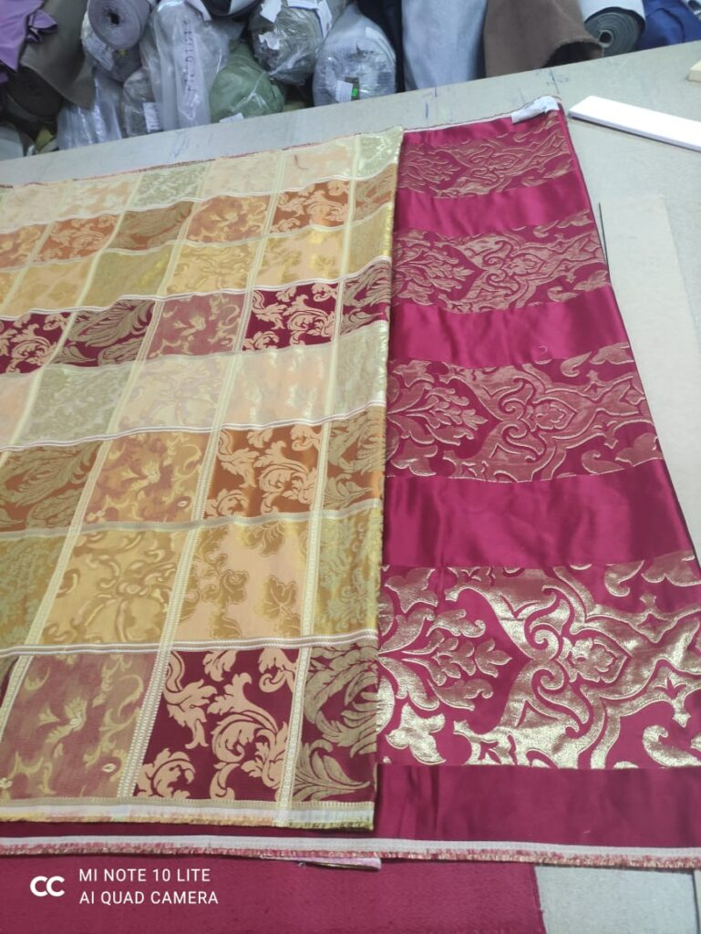 new fabric (tlamet) for your Moroccan salon